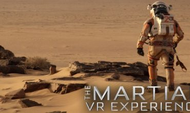Video: New VR experience let's you become Matt Damon