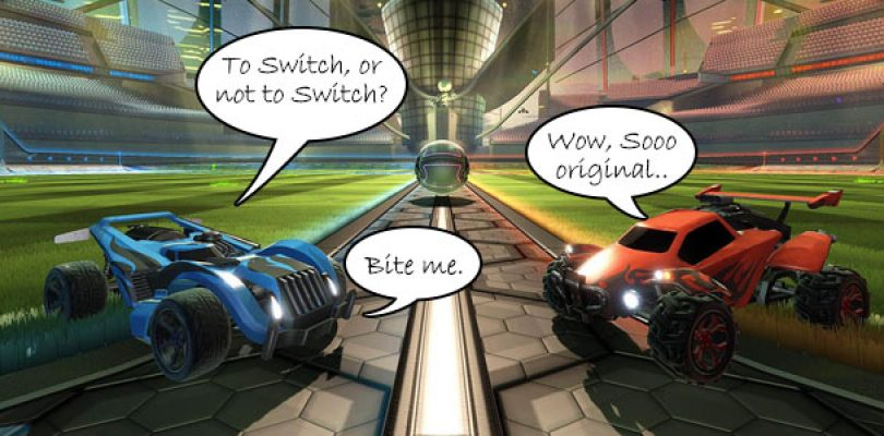 Psyonix contemplating Rocket League on Switch