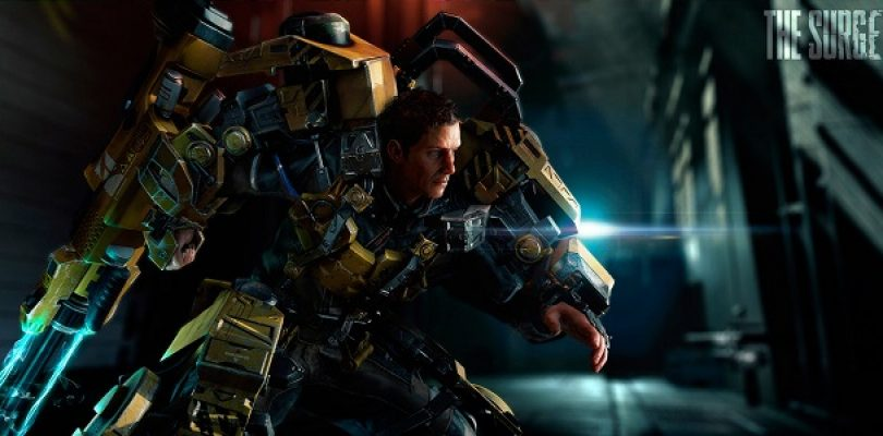The Surge receives new images showing off its environments