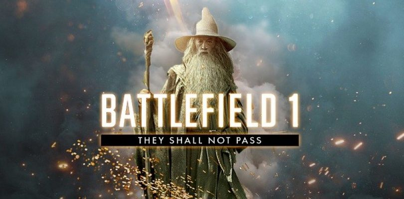 Video:  Battlefield 1 DLC They Shall Not Pass gets new trailer