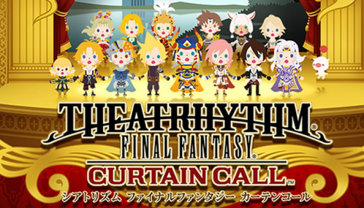 Two free tracks available for Theatrhythm: Final Fantasy – Curtain Call this week