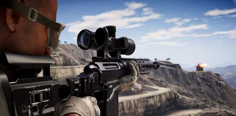 Video: Wildlands is taking its customization seriously.