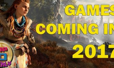 Video: Top 10 – Games coming in 2017