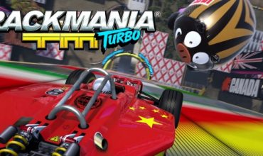 Trackmania Turbo 'Double Driver' feature detailed