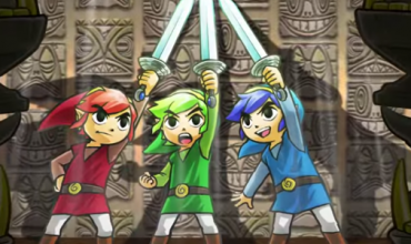 Video: Tri Force Heroes – The Princess's Tell-All Trailer
