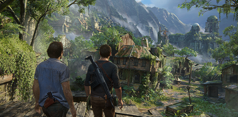 Uncharted 4 Story Trailer – Dreams are made of these