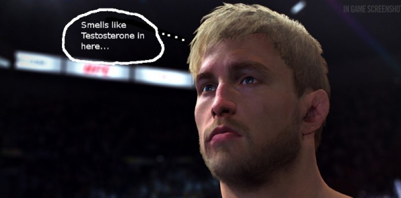 UFC Demo 'Hits' PS4, New Gameplay Trailers Shown