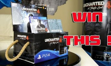 Video: WIN a copy of Uncharted 4 and other goodies