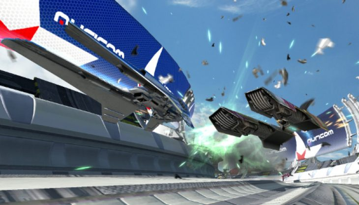 """""""Never say never"""" to a another Wipeout game on PS4, says Yoshida"""