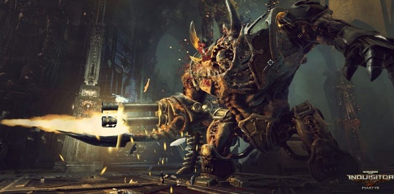 Video: Finally you can start playing the 40K: Inquisitor – Martyr alpha
