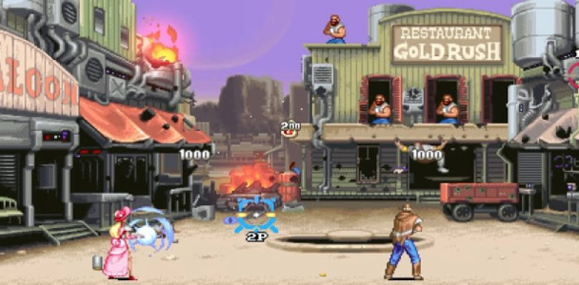 Wild Guns Reloaded is coming to Steam this year