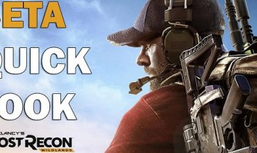 Video: Ghost Recon: Wildlands beta quick look