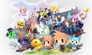 Video: World of Final Fantasy Launch Trailer