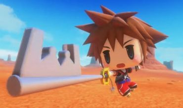 World of Final Fantasy adds Sora as a free DLC