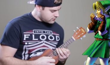 "Video: The Legend Of Zelda ""Song Of Storms"" (Ukulele/Metal Cover)"