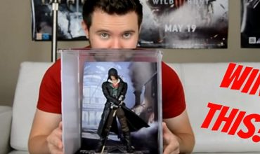 Do you want to win this amazing Assassins Creed: Syndicate statue?