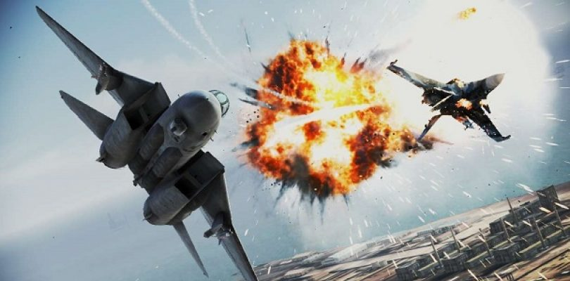 Video: Fly into the danger zone with this new Ace Combat 7 trailer