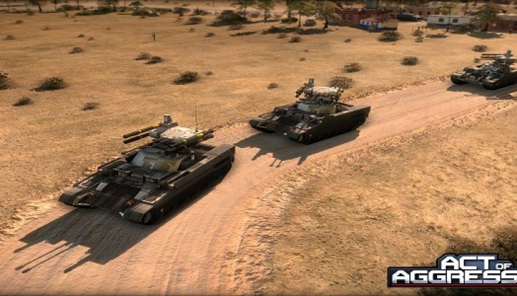 We may have ourselves a new Command and Conquer