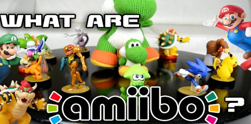 Video: Class is now in session: Lesson 4 – What are Amiibo?