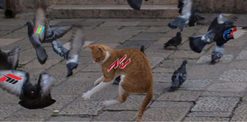 """Assetto Corsa to throw """" the cat among the pigeons"""", says Dirt Rally man in charge"""