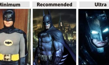 Your Batman Arkham Knight PC requirements