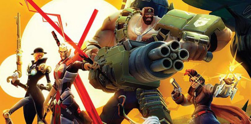 2K still has faith in Battleborn