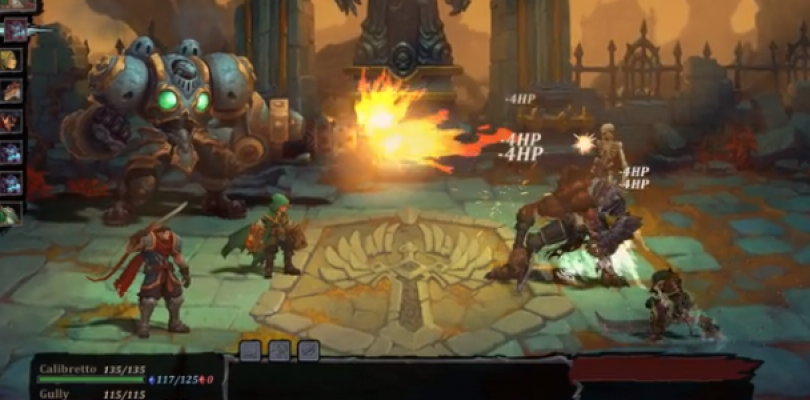 Battle Chasers: Nightwar hits Kickstarter goal, Xbox One and PS4 versions confirmed