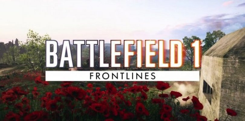 Video: Here is your first look at the new Frontlines mode in Battlefield 1