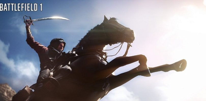 Video: Get aboard the hype train in this latest Battlefield 1 trailer