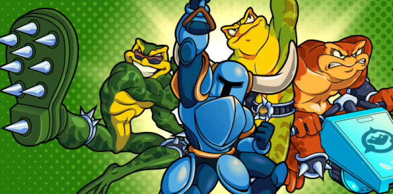 Battletoads boss fight in Shovel Knight is a nostalgia trip