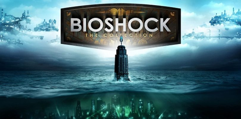 Own Bioshock 1 or 2 on Steam? You'll receive the remastered version free