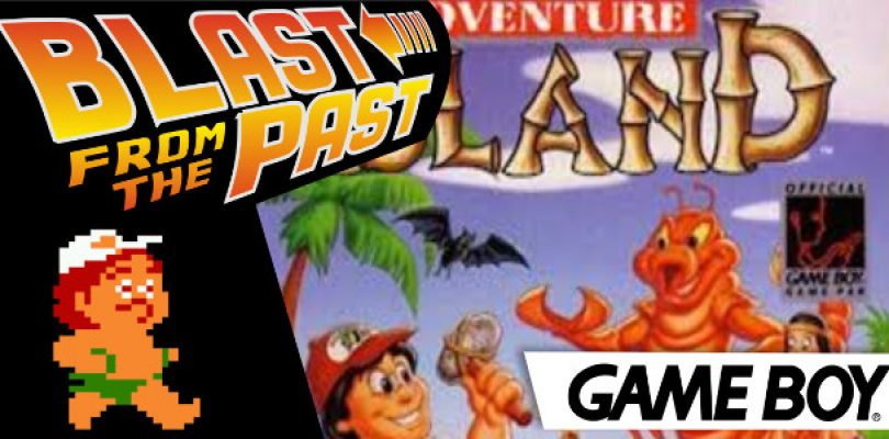 Blast from the Past: Adventure Island (Gameboy)