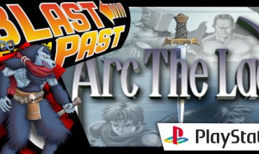 Blast from the Past: Arc The Lad (PS1)