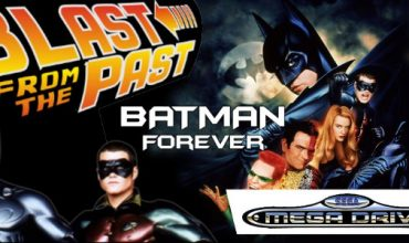 Blast from the Past: Batman Forever (SEGA Mega Drive)