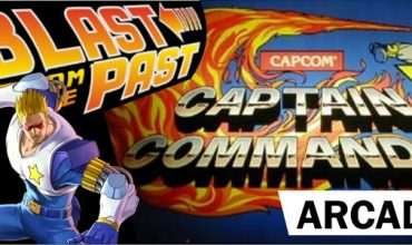 Blast From The Past: Captain Commando (Arcade)