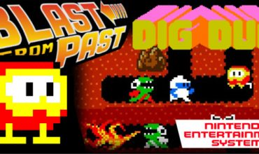 Blast from the Past: Dig Dug (NES)