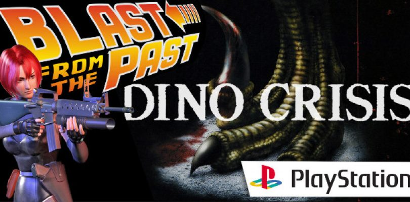 Blast from the Past: Dino Crisis (PS1)