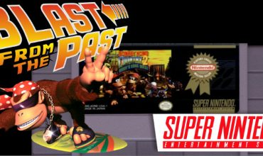 Blast from the Past! Donkey Kong Country 2: Diddy's Kong Quest (SNES)