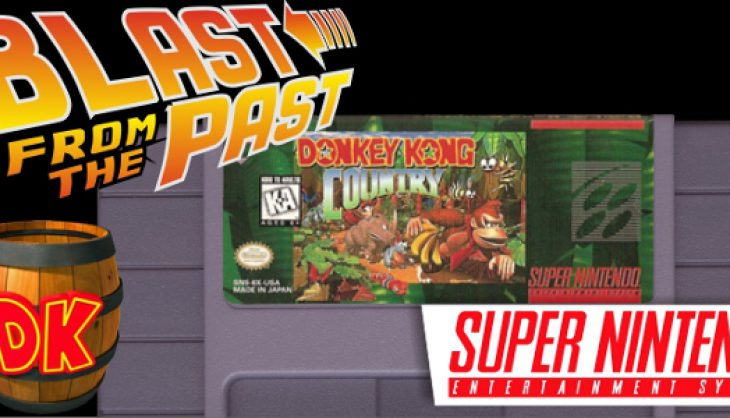 Blast from the Past! Donkey Kong Country (SNES)