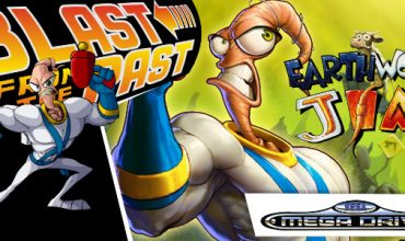 Blast From The Past: Earthworm Jim (SEGA Mega Drive)