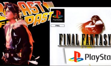 Blast From The Past: Final Fantasy VIII (PS1)