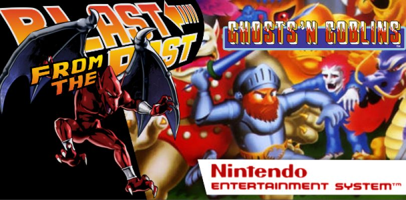 Blast from the Past: Ghosts 'n Goblins (NES)