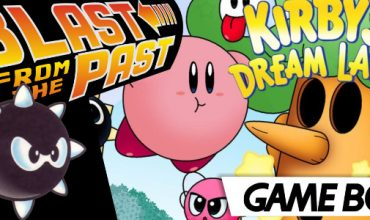 Blast from the Past: Kirby's Dream Land (Game Boy)