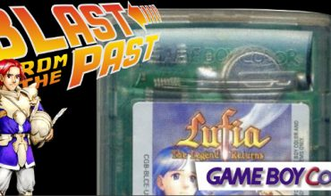 Blast from the Past: Lufia: The Legend Returns (3DS)