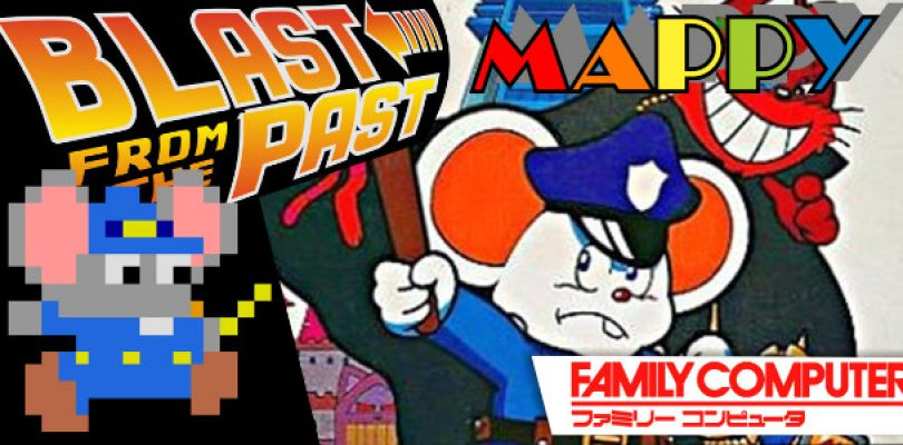 Blast From The Past: Mappy (Famicom)