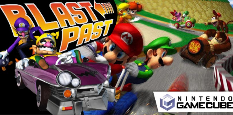 Blast from the Past: Mario Kart Double Dash!! (GameCube)