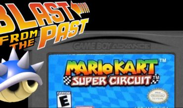 Blast from the Past: Mario Kart: Super Circuit (GBA / Wii U)
