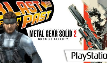 Blast from the Past: Metal Gear Solid 2: Sons of Liberty (PS2)