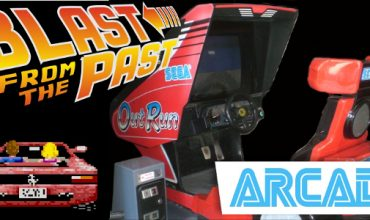 Blast from the Past: 3D Out Run (Arcade/3DS)