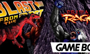 Blast from the Past: Primal Rage (Game Boy)